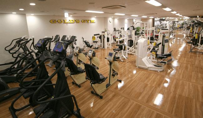 ゴールドジム仙台宮城