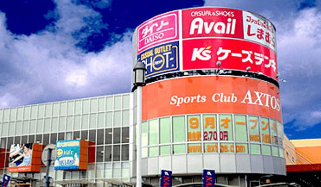 スポーツクラブアクトスWill_G大久保インター店