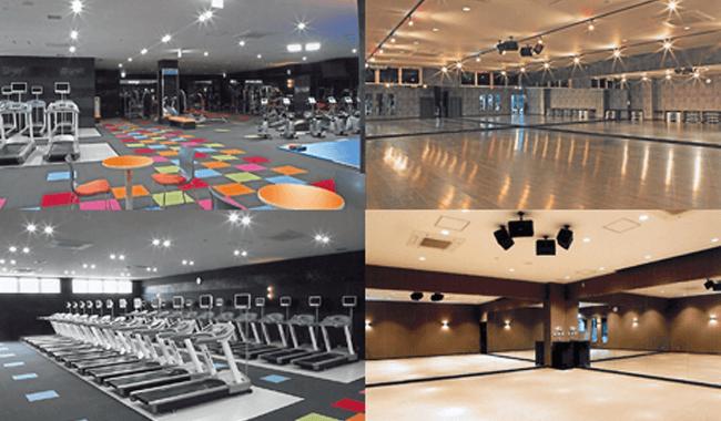 スポーツクラブアクトスWill松山店